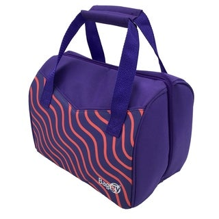 Baggy Daily Insulated Lunch Bag (Waves)