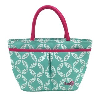 Baggy Everyday Insulated Lunch Bag (Aqua)