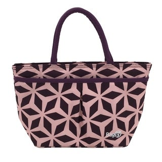 Baggy Everyday Insulated Lunch Bag (Diamonds)