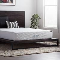 LUCID Comfort Collection 10-inch California King-size Gel Memory Foam Mattress