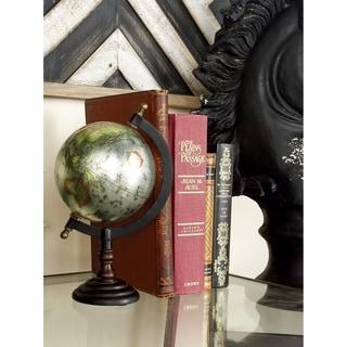 Copper Grove Lobata Charcoal Home Decor Globe