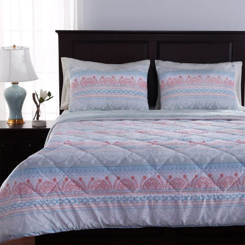 Morrocan Mosaic Comforter Set