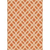 "Huron Autumn Area Rug by Orian Rugs - 7'8"" x 10'10"""