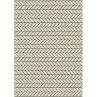 "Rope Admiral Blue Area Rug by Orian Rugs - 7'8"" x 10'10"""