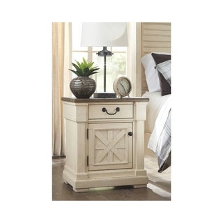 Bolanburg Two-tone Nightstand