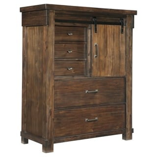 Carbon Loft Jacinto Brown Chest of Drawers