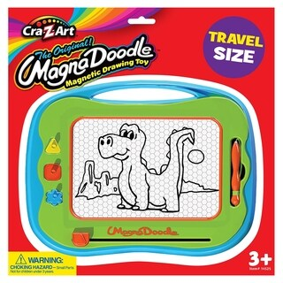 Cra-Z-Art Travel Magna Doodle - Colors May Vary