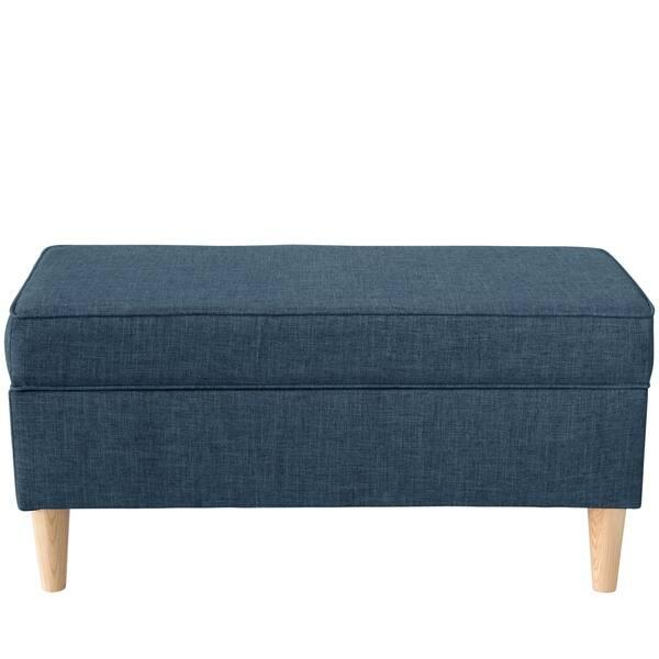 Enjoyable Shop Skyline Furniture Storage Bench In Zuma N A Free Lamtechconsult Wood Chair Design Ideas Lamtechconsultcom