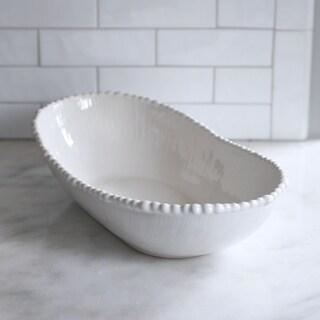Euro Ceramica Sarar Oval Server