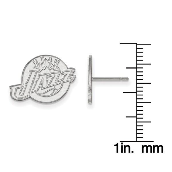 NBA Utah Jazz Logo Post Earrings