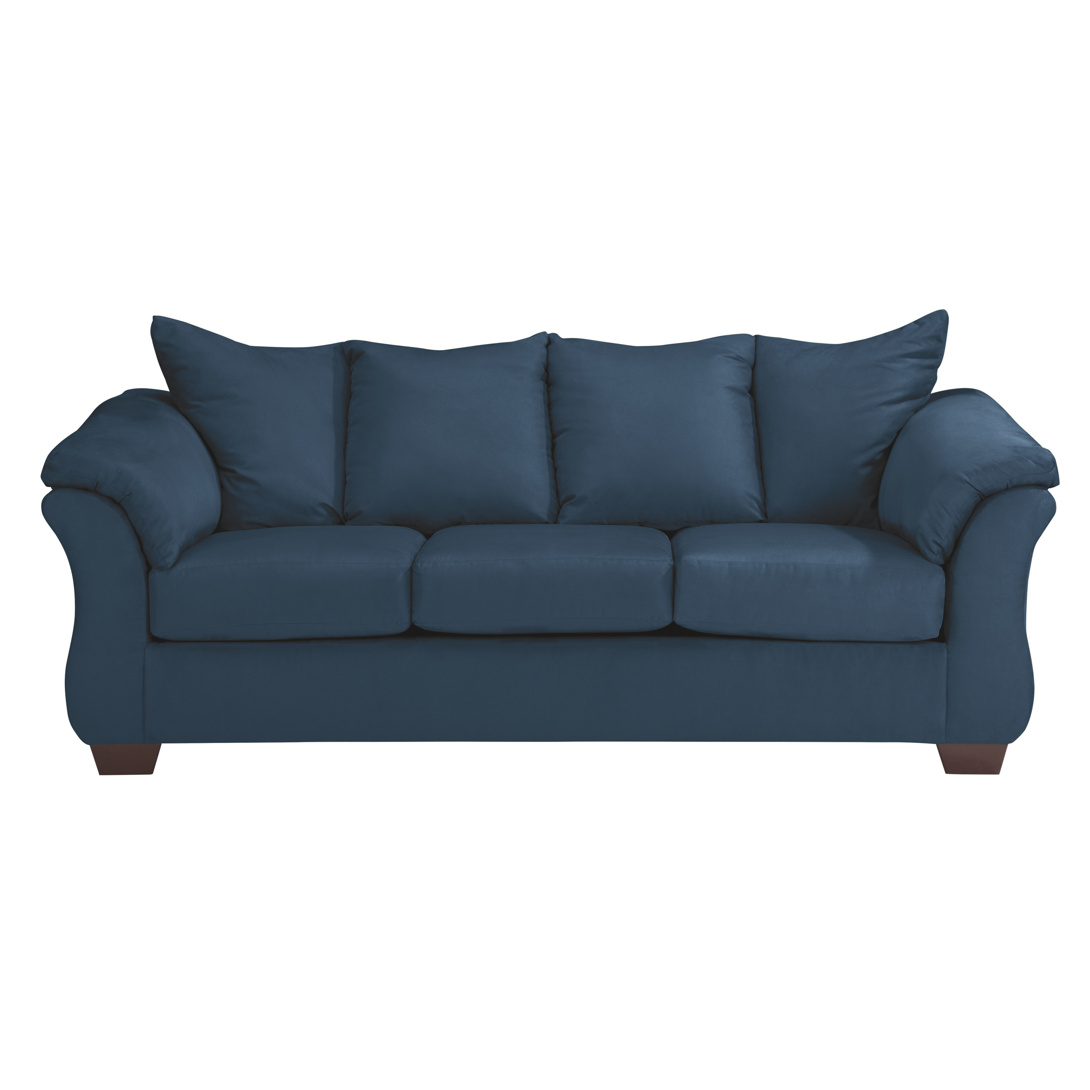 Shop Signature Design by Ashley, Darcy Contemporary Blue Full ...