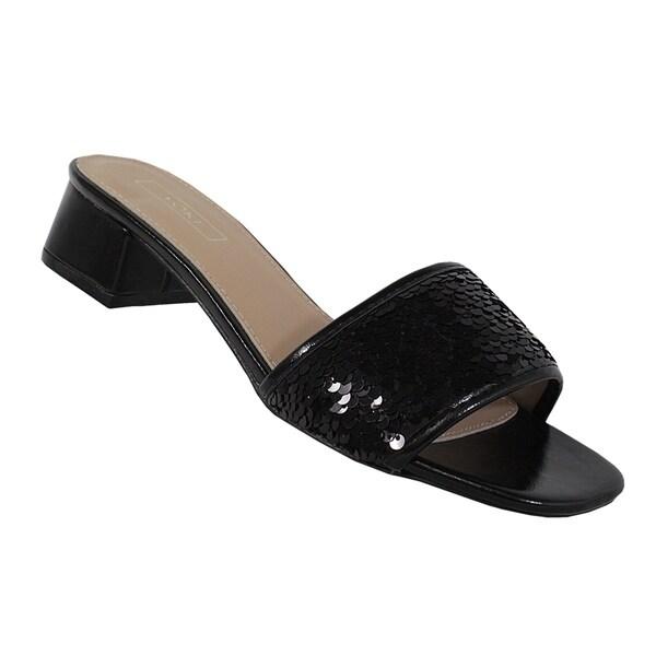 Yoki Angelina Sequin Sandal duB6aILfC7
