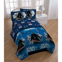 Star Wars Ep7 Force Awakens 3 Piece Twin Sheet Set