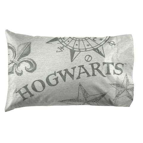 Warner Brothers Harry Potter Spellbound 3 Piece Twin Sheet Set