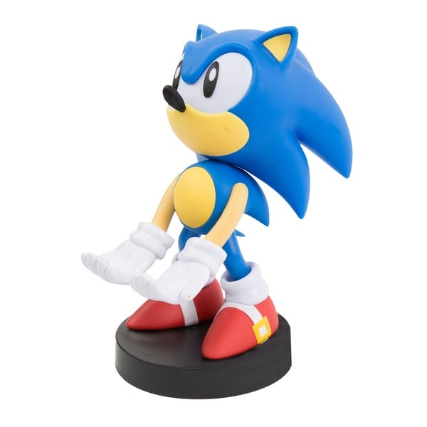 6309da26 Exquisite Gaming Cable Guy Controller & Phone Holder - Classic Sega  Sonic The Hedgehog 8. Click to Zoom