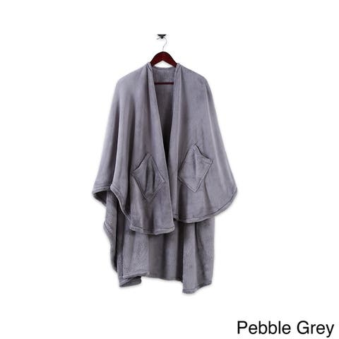 Berkshire Blanket and Home Cozy Cape Wrap