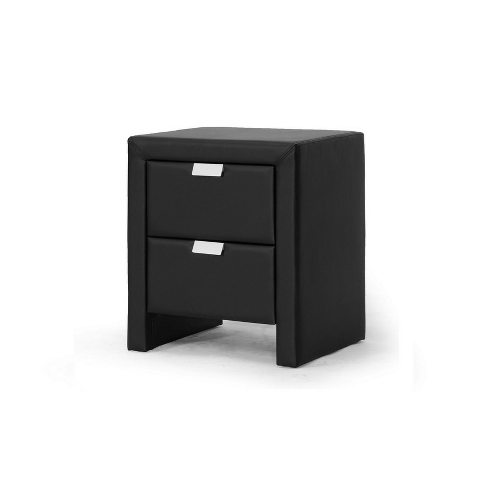 Details About Urban Designs 22 Inch Frey Upholstered Modern Nightstand