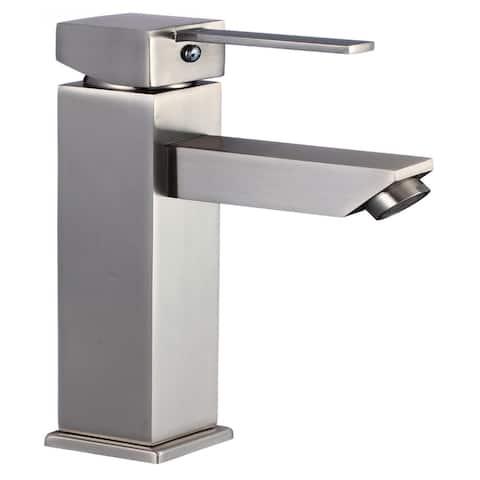 "Amelia 9"" Single Hole Bathroom Sink Faucet"