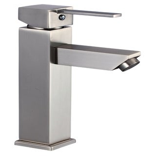 "Amelia 9"" Single Hole Bathroom Sink Faucet"