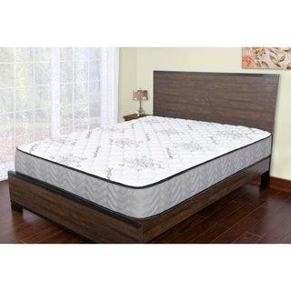 Sleep Therapy Signature Qulited Firm Mattress, Twin