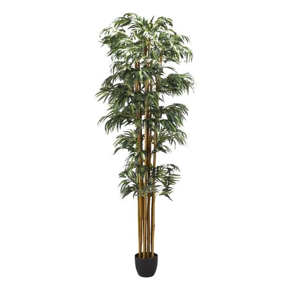 D&W Silks 8-feet Bamboo Tree