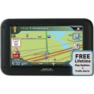 "Magellan GPS 1080P Life Time Map - 5.0"" - Road Mate 5635-LM"