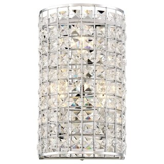 Minka Lavery Palermo Wall Sconce In Chrome