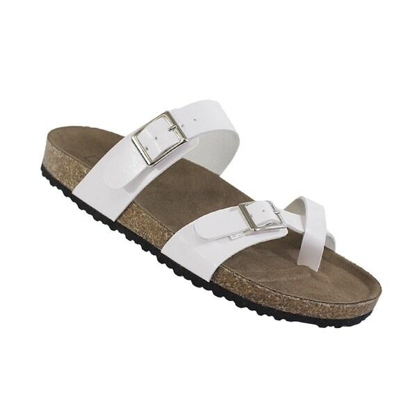 560e8331978 Shop YOKI-GIAN-86 women s slip on sandals - Free Shipping On Orders ...