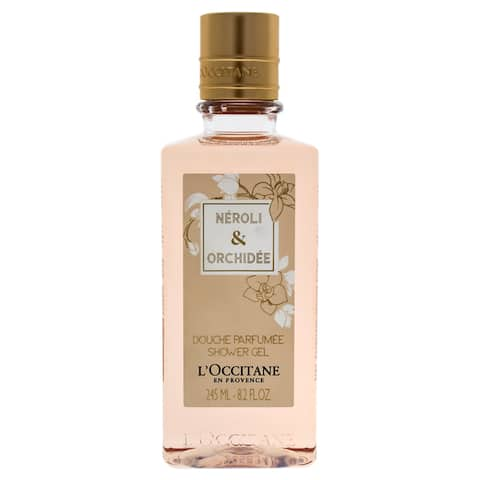 L'Occitane Neroli & Orchidee 8.2-ounce Shower Gel
