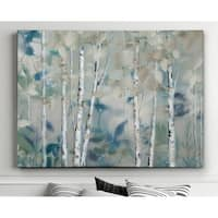 Zen Forest I - Premium Gallery Wrapped Canvas