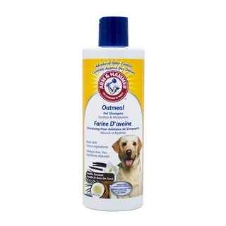 2-Pack Arm & Hammer for Dogs Oatmeal Shampoo in Vanilla Coconut Scent