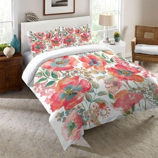 Link to Laural Home Boho Florals Comforter Similar Items in As Is
