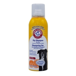 3-Pack Arm & Hammer for Dogs Dry Shampoo in Blood Orange Scent
