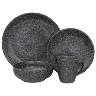 Sango Olympus Stoneware16-piece Dinnerware Set