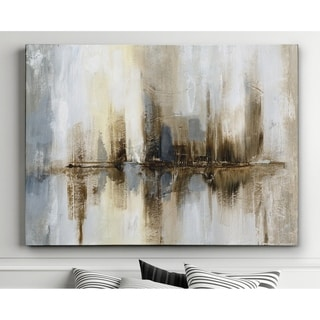 Harbor Lights - Premium Gallery Wrapped Canvas