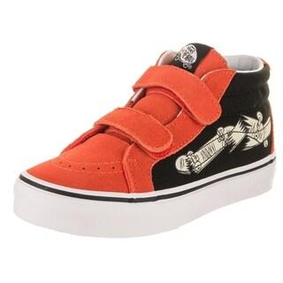 Vans Kids Sk8-Mid Reissue (Vans Focus) Skate Shoe