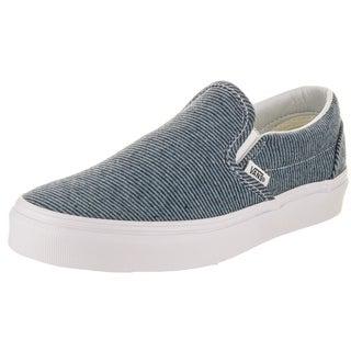 Vans Unisex Classic Slip-On (Jersey) Skate Shoe