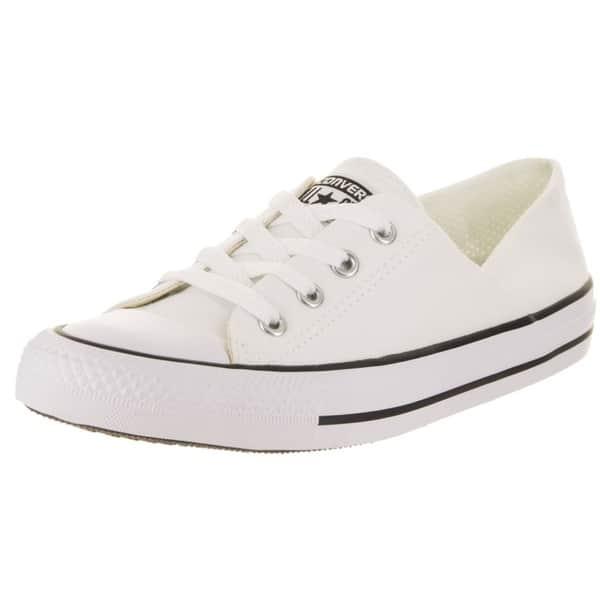 Shop Converse Women s Chuck Taylor All Star Coral Ox Casual Shoe ... 54876bcae