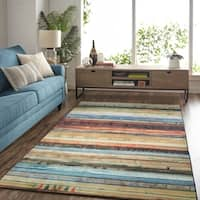 Palm Canyon Thomas Stripe Area Rug - 8' x 10'