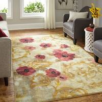 Mohawk Home Prismatic Fresco Floral Area Rug - 8' x 10'