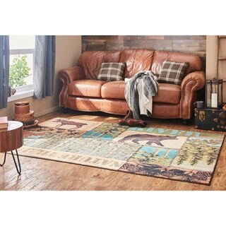Mohawk Prismatic Nature Trail Area Rug - 8' x 10'