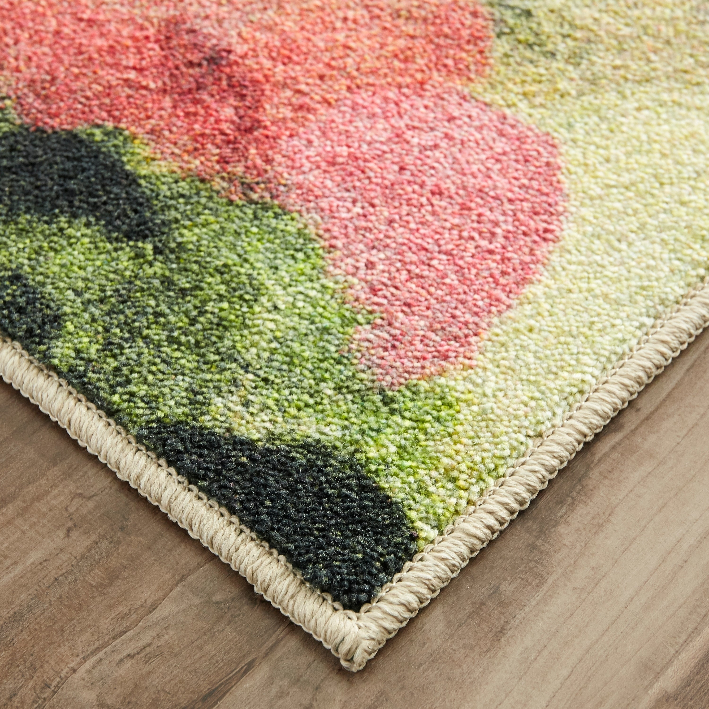 Mohawk Home Blurred Blossoms Area Rug On Sale Overstock 21025253