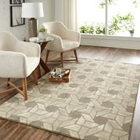 Mohawk Home Prismatic Linked Geo Area Rug - 5'X8'