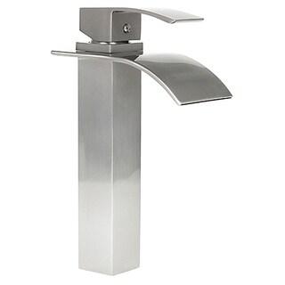 "Raina 10"" Single Hole Vessel Sink Bathroom Faucet"