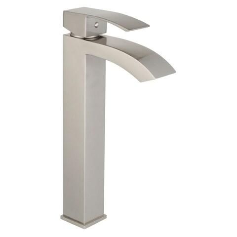 "Marella 12"" Single Hole Vessel Sink Bathroom Faucet"