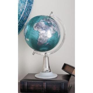 Porch & Den Hernando Metal PVC Marble Globe