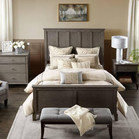 Madison Park Signature Palomar Beige Comforter Set