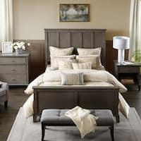 Madison Park Signature Palomar Beige Comforter Set