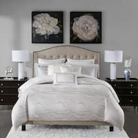 Madison Park Signature Hollywood Glam White Comforter Set