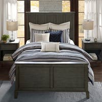 Madison Park Signature Farmhouse Blue Comforter Set